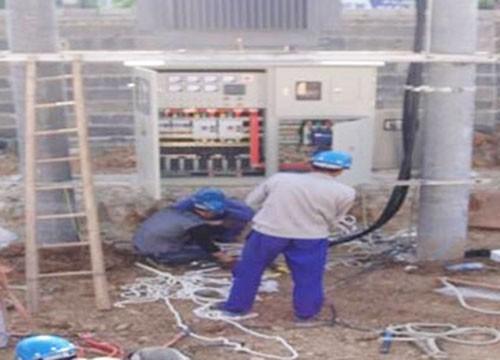 配电柜带电维修注意事项