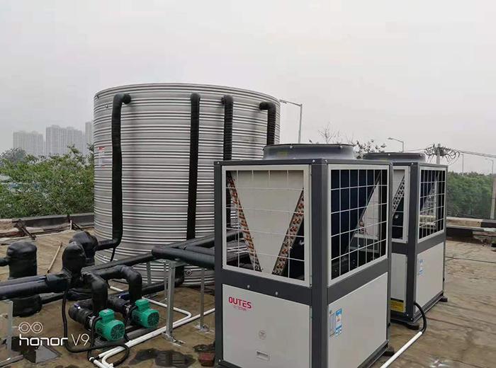 北京安歆公寓管庄店空气能热水器