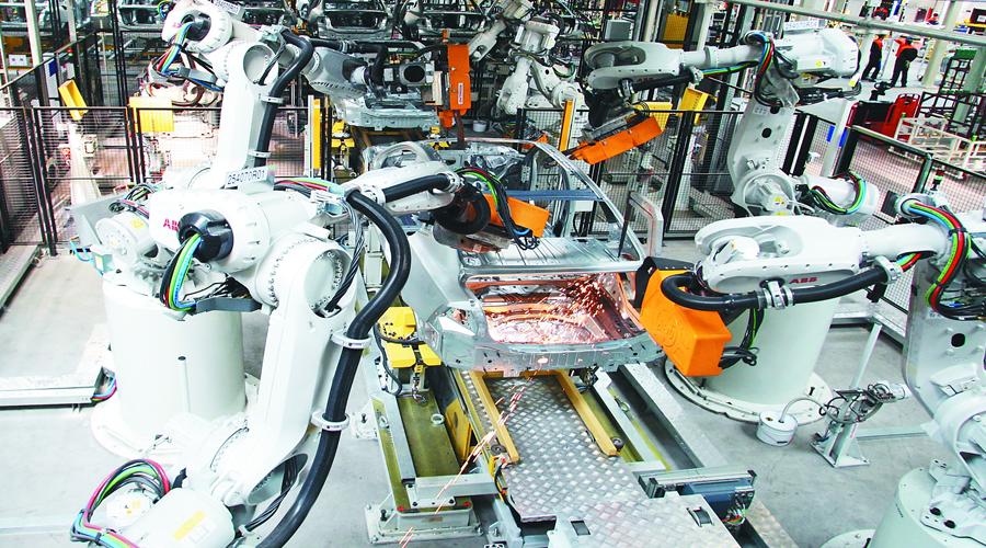 非标自动化设备给生产行业带来哪些变化