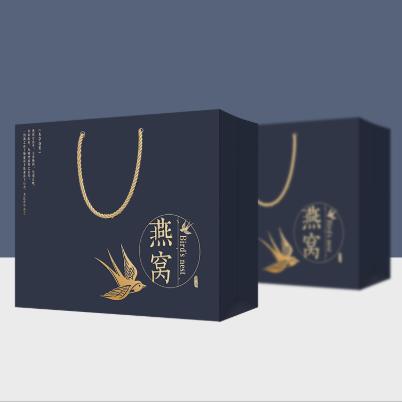 浅谈海鲜礼品包装盒设计印刷如何才能做到与众不同呢?