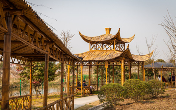 竹长廊价格