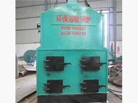 超低氮燃气真空锅炉