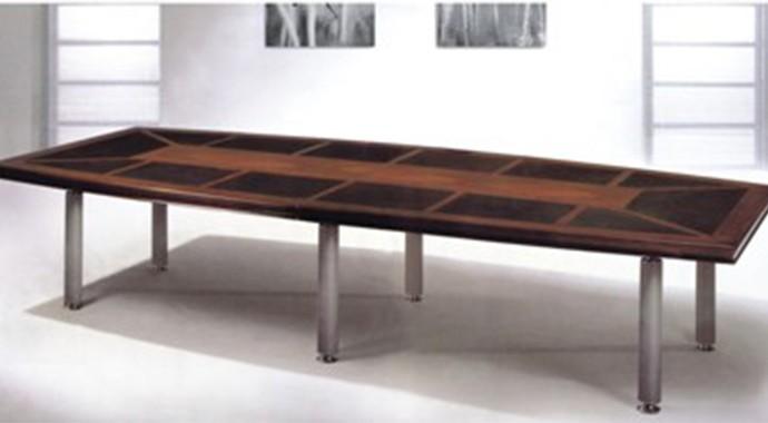 简约油漆会议桌