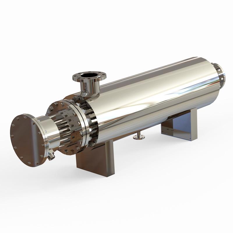 法兰式工业电加热器