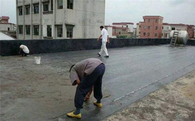 屋頂滲漏維修