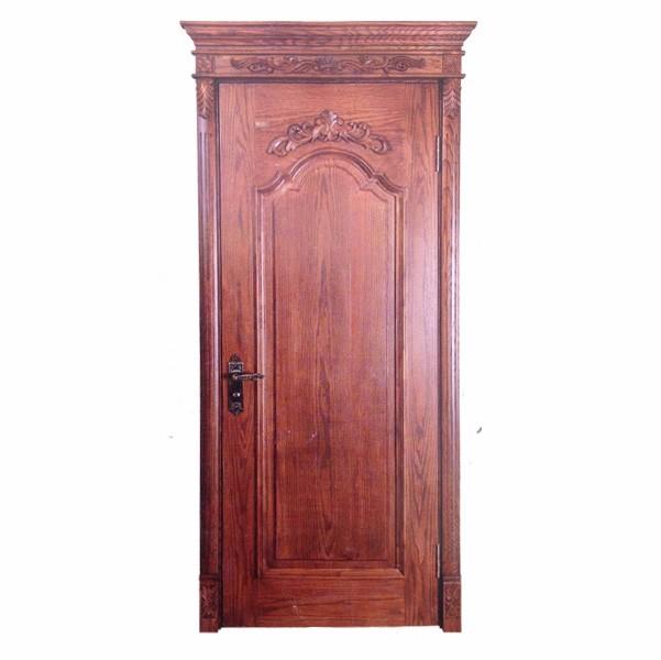 中式室内奢华实木门
