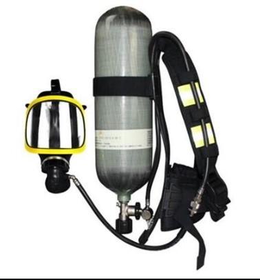 空气呼吸器常见的故障排除