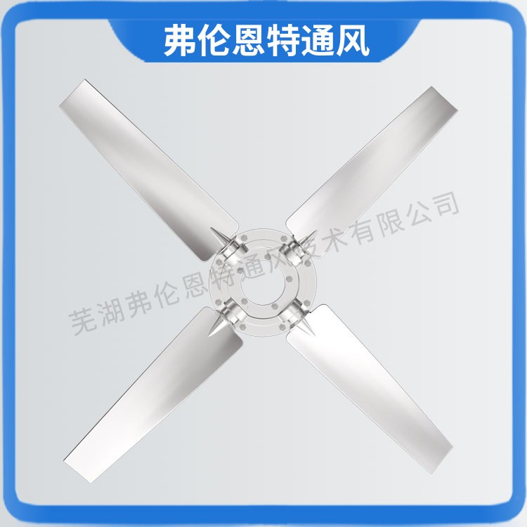 风机风叶安装结构的制作方法