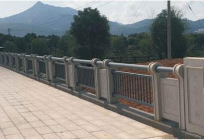 铸造石护栏zzs-4