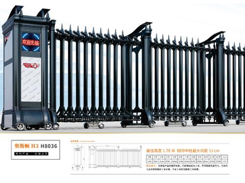 电动伸缩门H3-H8036