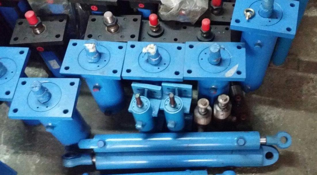 液压油缸设计特点