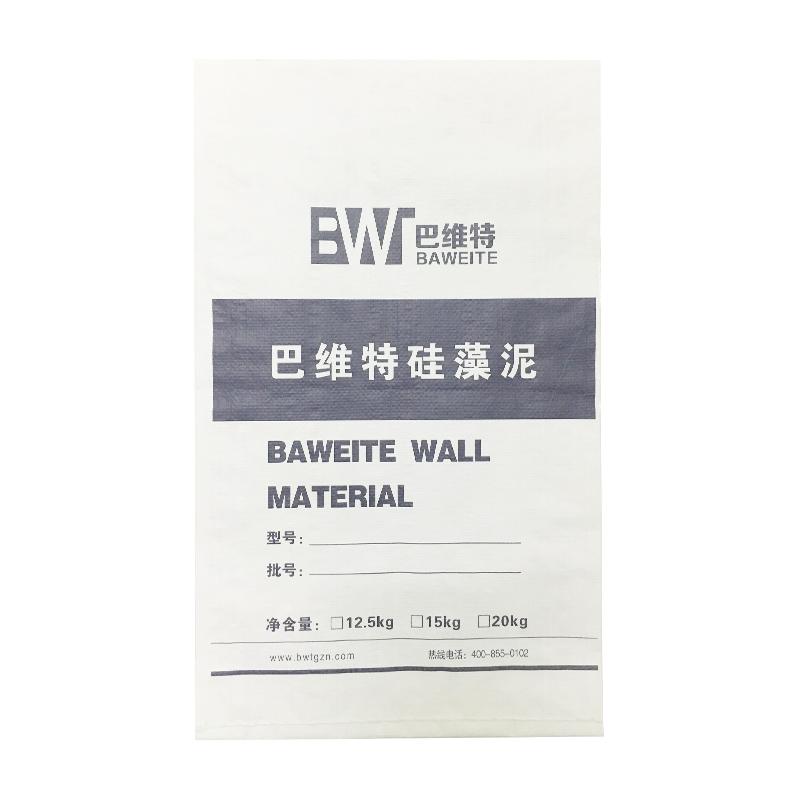 巴维特硅藻泥建材袋