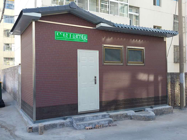 新农村厕所改造项目2