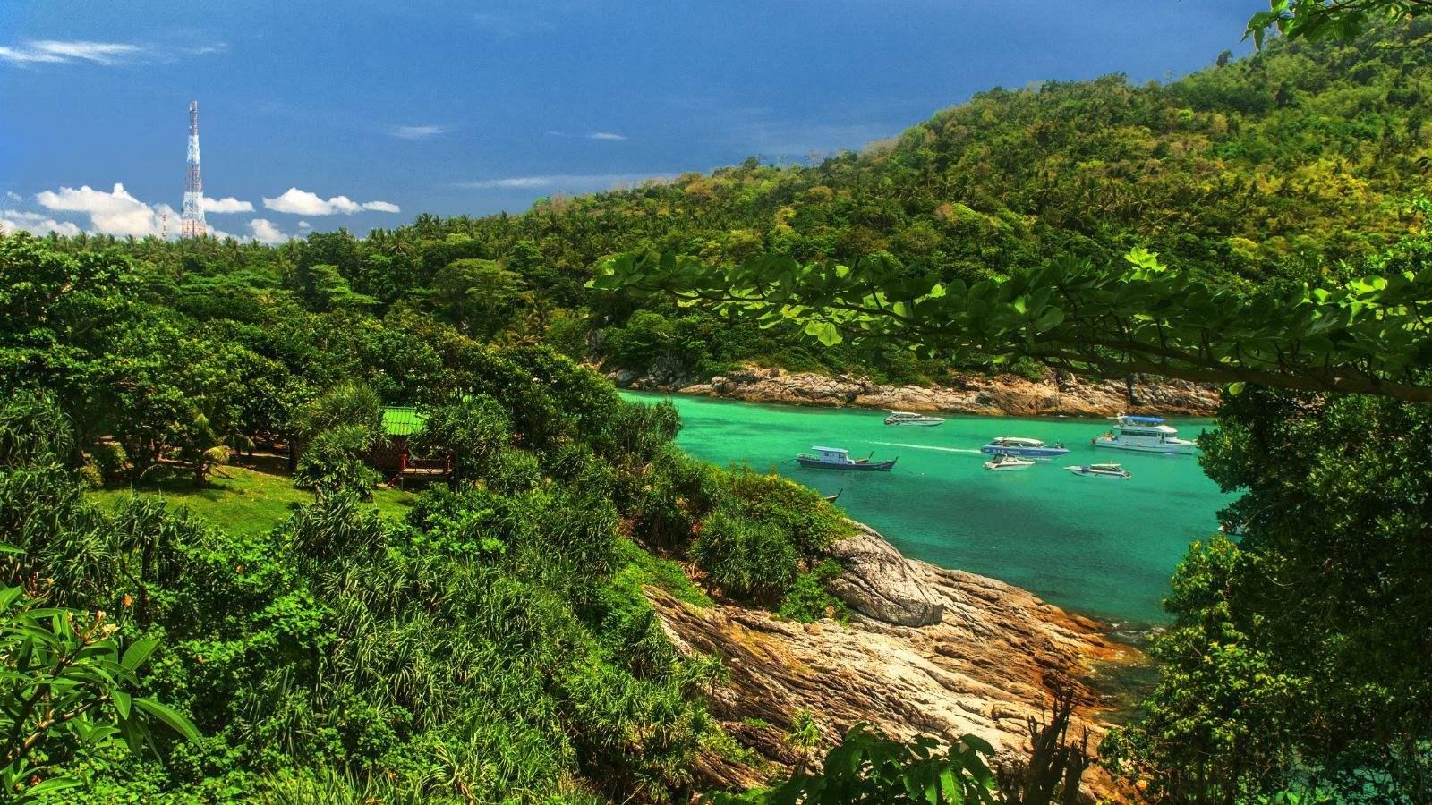 普吉岛潜水圣地推荐