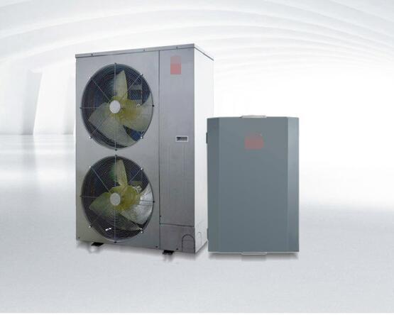 分体低环温空气源冷暖机组