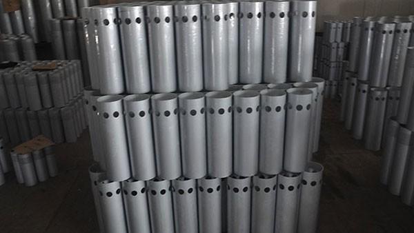 冲孔铝管厂家直销