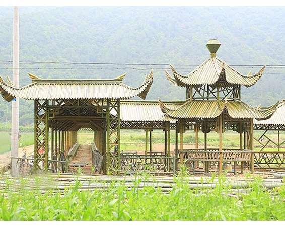 如何维护好竹长廊