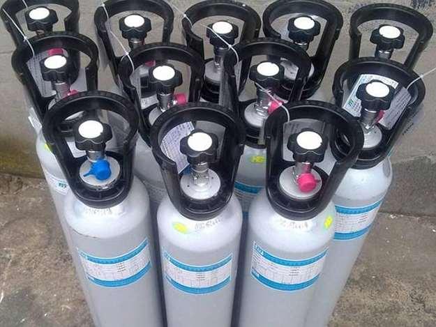 标准气体需要这样操作取样