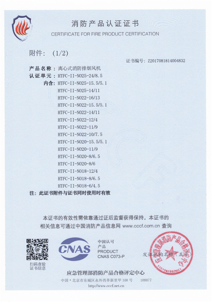 HTFC-II-NO25-24-8.5