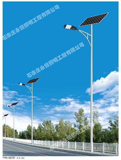 乡村道路灯生产厂家分析太阳能路灯的优点有什么?