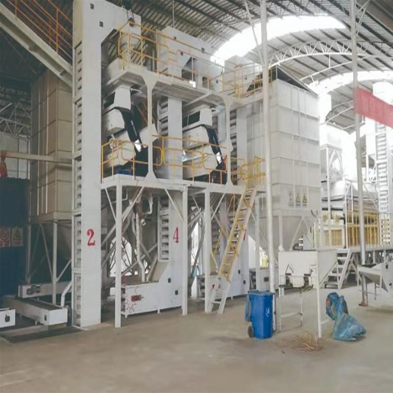 5ZT-10甜糯玉米種子加工生產線