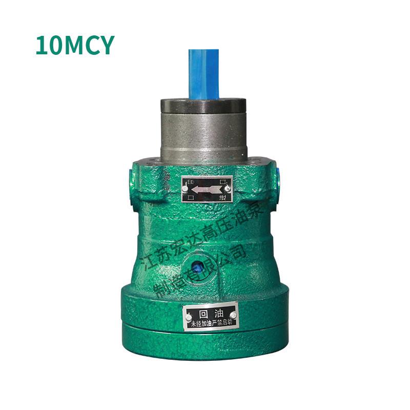 高压油泵疏通管道需要注意哪些?