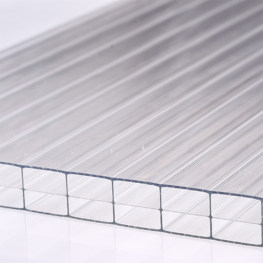 三层阳光板