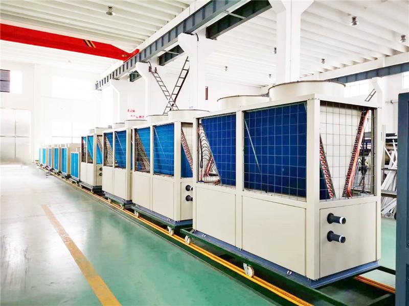 哪些原因会导致组合式空调机组过慢?