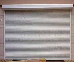 钢制防火卷帘门的安装施工安全事项