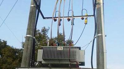 芜湖供电公司变压器安装