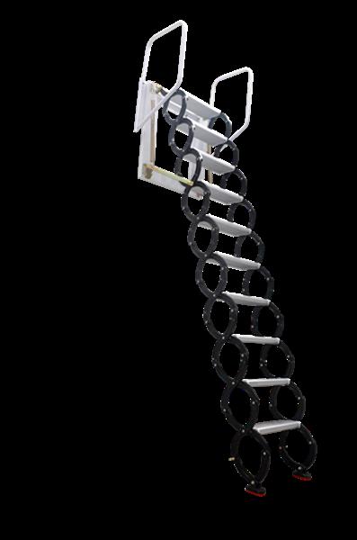 壁挂伸缩楼梯