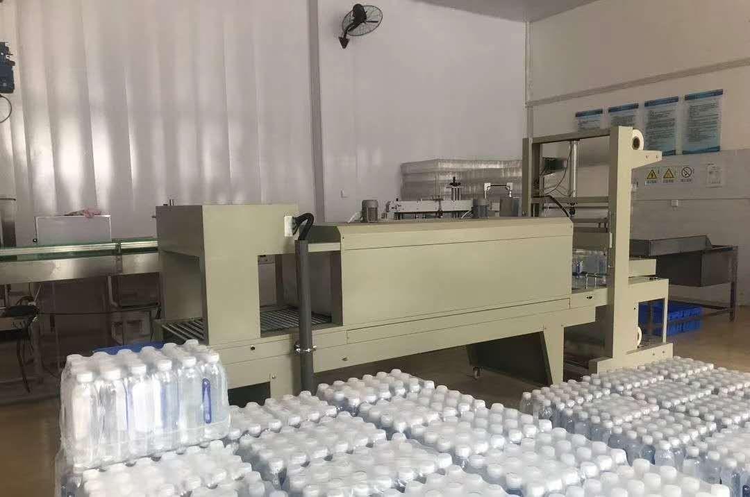 全自动矿泉水生产设备