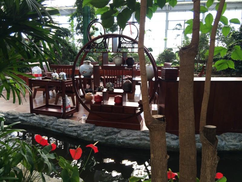 生态餐厅|温室餐厅|生态餐厅建设|生态餐厅工程|