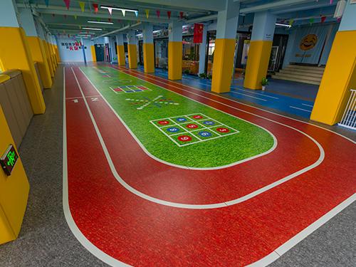 健身房地胶垫的日常养护方法和注意事项