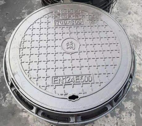 球墨铸铁井盖中井圈检测的方式