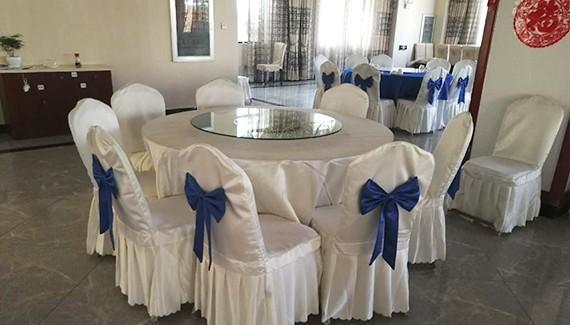 酒店高端餐桌