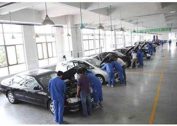 关于汽车维修培训行业的发展情况简介