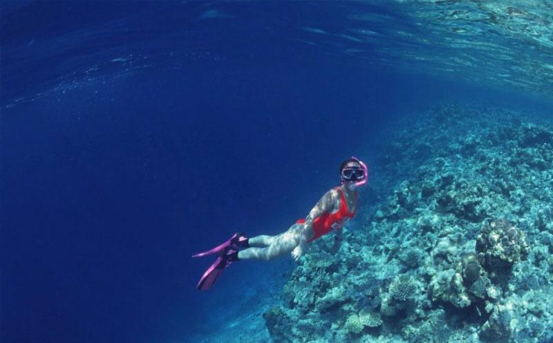 潜水的益处有什么