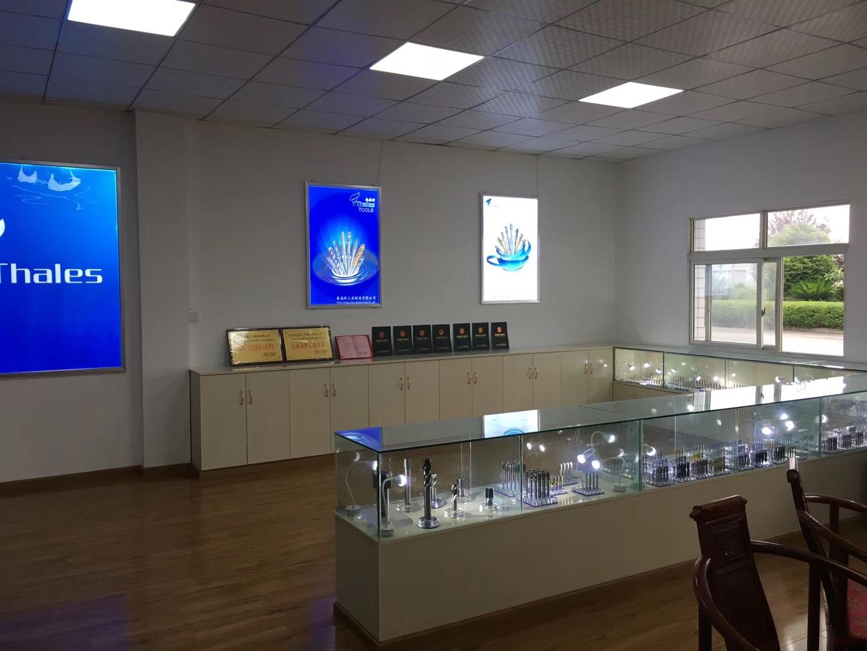 工厂样品展厅展厅