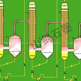 多效降膜蒸发系统