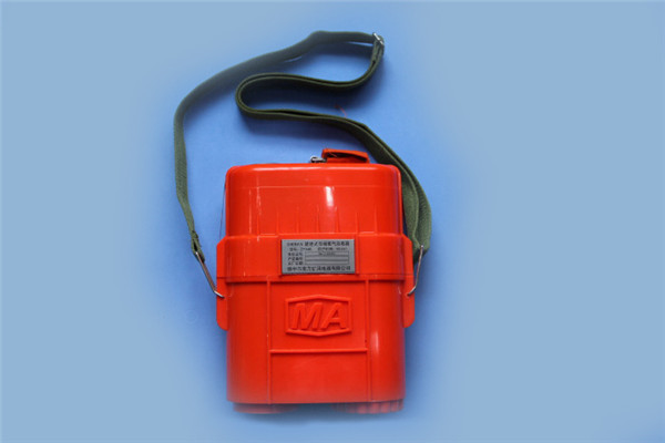 ZYX45压缩氧气自救器