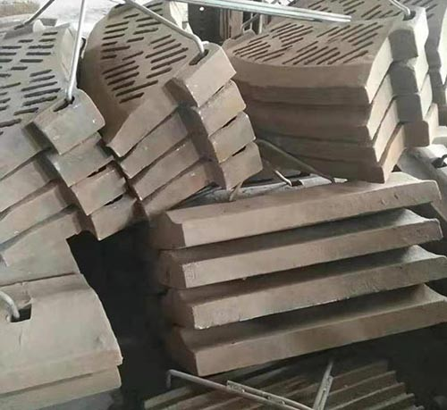 球磨机篦板