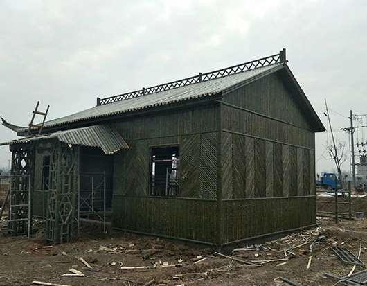 你可能不了解竹房子这类建筑