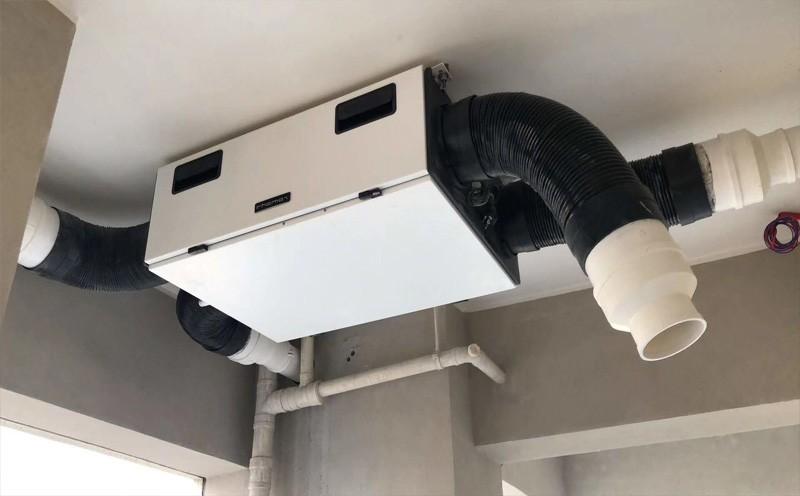 一款优异的家用新风系统有什么特点?