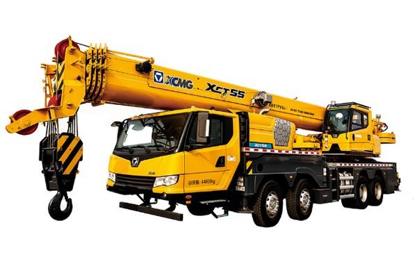 XCT55L5吊车出租