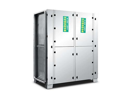 活性炭净化柜的特性知多少