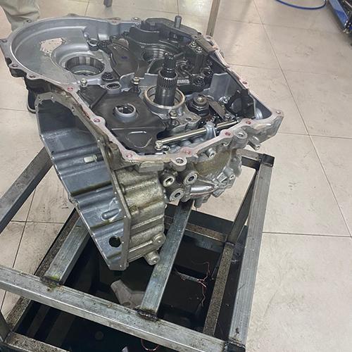 日产 CVT变速箱 车速上不来 加油无力抖动