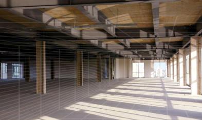 VR工厂建筑