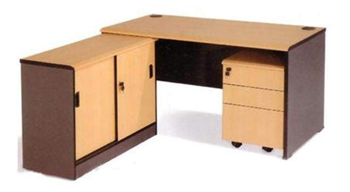 拼接办公桌