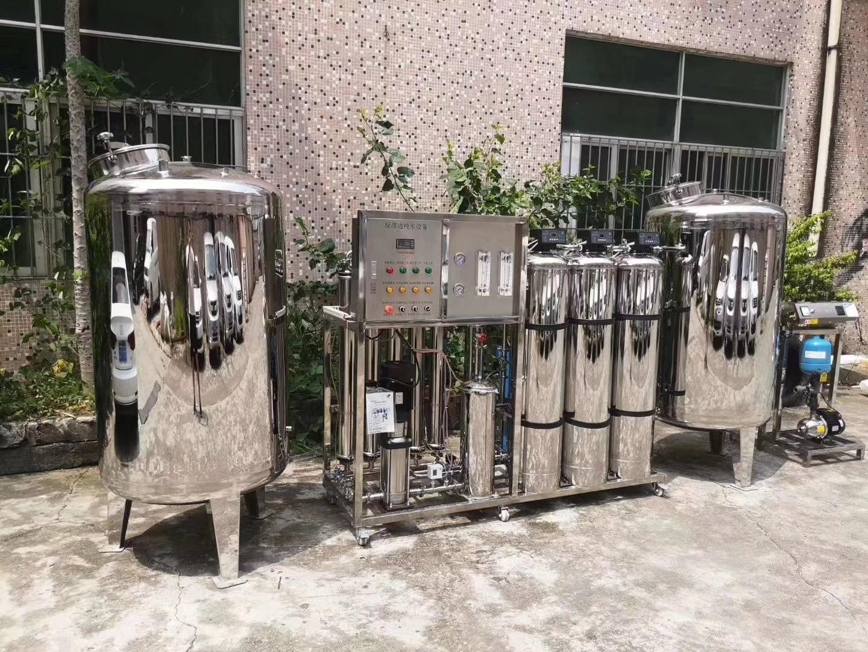关于反渗透净水设备的运转